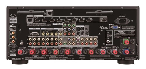 View Larger Image of DTR-60.5 9.2-Channel Network AV Receiver