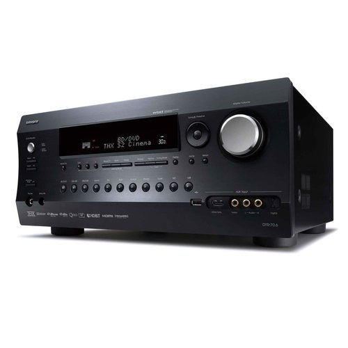 View Larger Image of DTR-70.6 11.2 Channel Dolby Atmos Ready Network AV Receiver (Factory Certified Pre-owned)