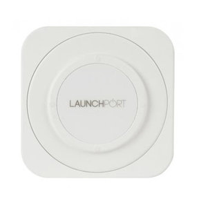 LaunchPort WallStation Wall Mount and Charging Station for Apple iPad