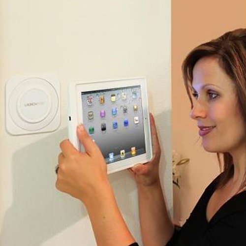 View Larger Image of LaunchPort WallStation Wall Mount and Charging Station for Apple iPad