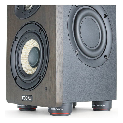 View Larger Image of ISO-PUCK  Mini Isolator Feet for Studio Monitors and Speakers