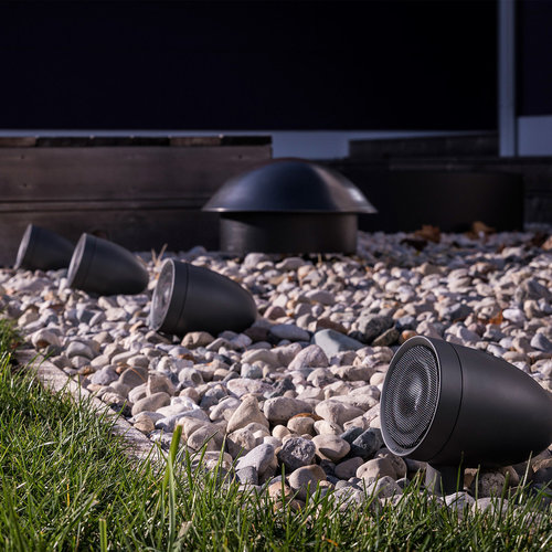 View Larger Image of Outdoor Audio Package with JL-4810 Landscape Speakers, Subwoofer and JDA-500 4x4 500W DSP Amplifier