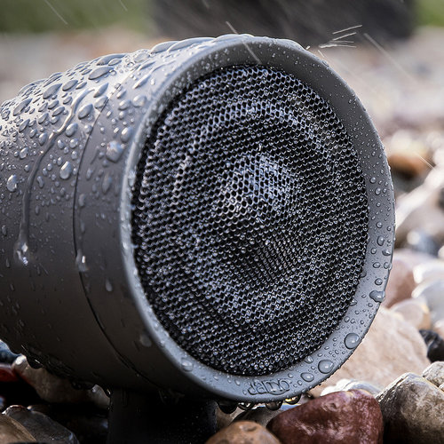 View Larger Image of JL-4810 Landscape Speakers and Subwoofer with Jamo JDA-500 4x4 500W DSP Amplifier
