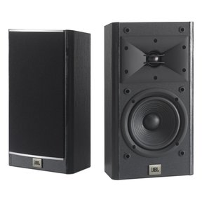 "Arena 120 2-Way 5 1/2"" Wall-Mountable Bookshelf Loudspeakers - Pair (Black)"