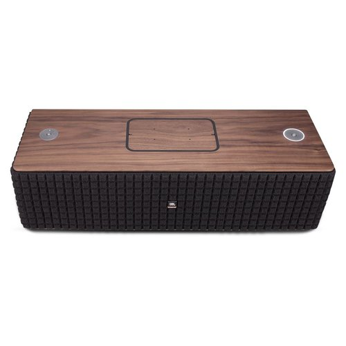 View Larger Image of Authentics L16 3-Way Wireless Speaker System With Bluetooth/Spotify (Walnut)