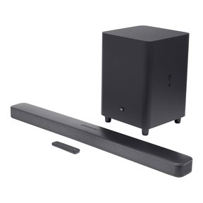 Bar 5.1 Surround 5.1 Channel Soundbar with MultiBeam Sound Technology