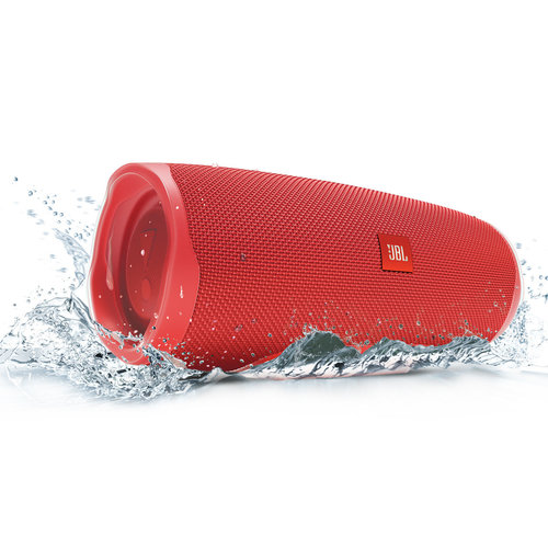 View Larger Image of Charge 4 Waterproof Portable Wireless Bluetooth Speaker Patriotic 3-Pack (Red, White, & Blue)