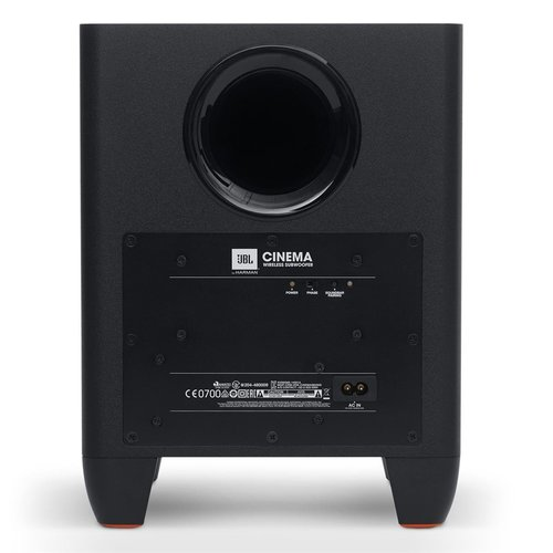 """View Larger Image of Cinema SB250 All-In-One Soundbar with Compact 6.5"""" Wireless Subwoofer"""