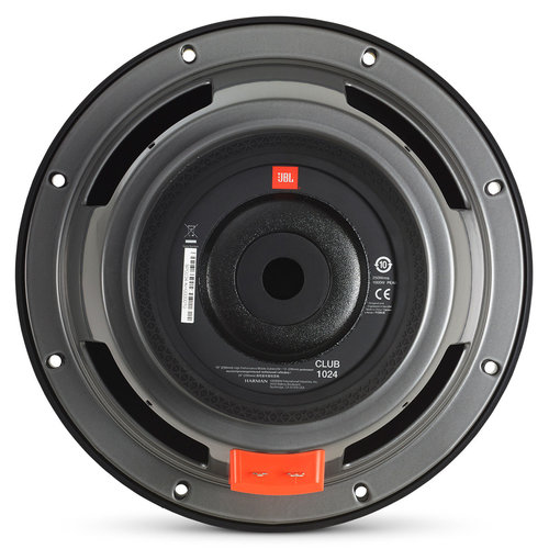 """View Larger Image of Club 1024 10"""" Selectable Smart Impedance Subwoofer"""