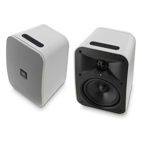 "Control X Wireless 5.25"" Portable Stereo Bluetooth Speakers - Pair"