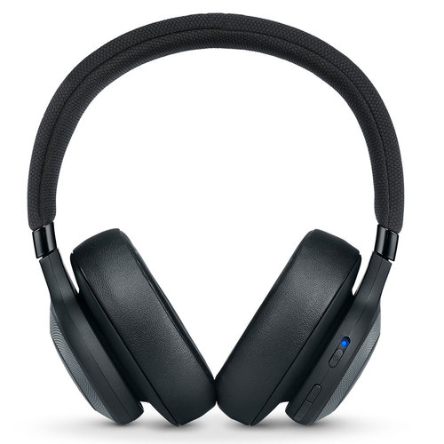 View Larger Image of E65BTNC Wireless Over-Ear Noise-Cancelling Headphones with Mic and One-Button Remote