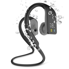 Endurance DIVE Waterproof Wireless Sport Earbuds with Built-In MP3 Player