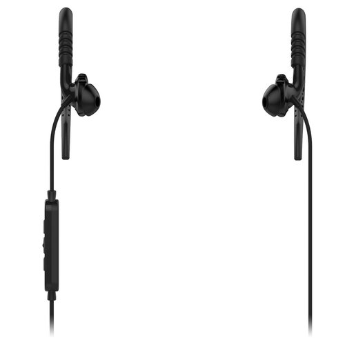 View Larger Image of Focus 500 In-Ear Wireless Sport Headphones with 3-Button Remote and Mic (Black)