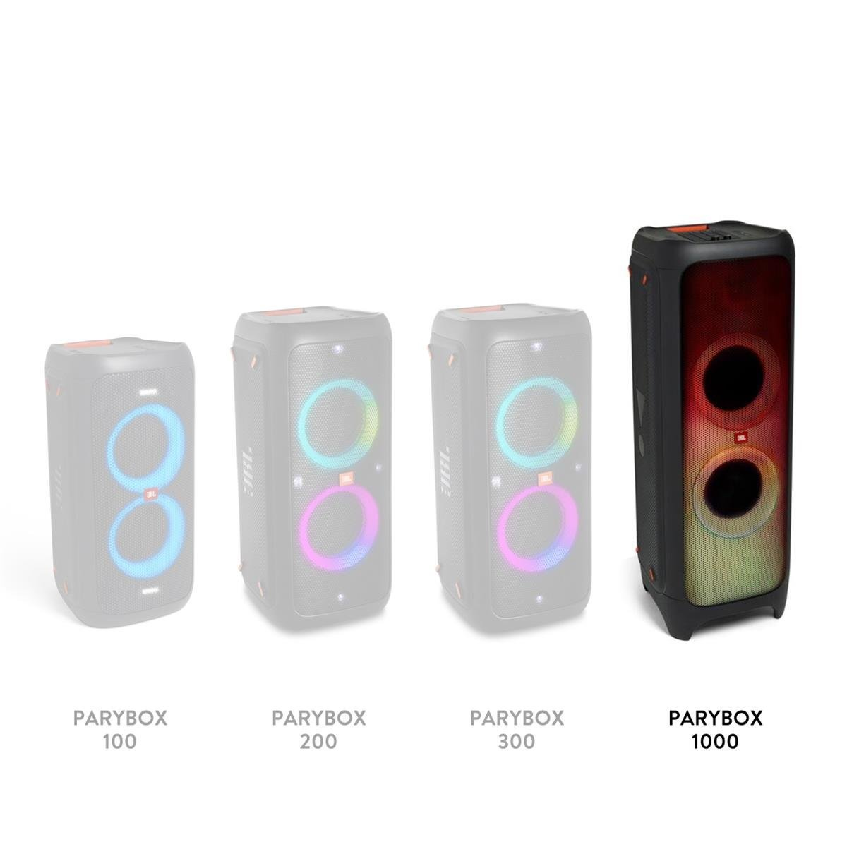 JBL PartyBox 1000 Powerful Bluetooth Party Speaker with Full