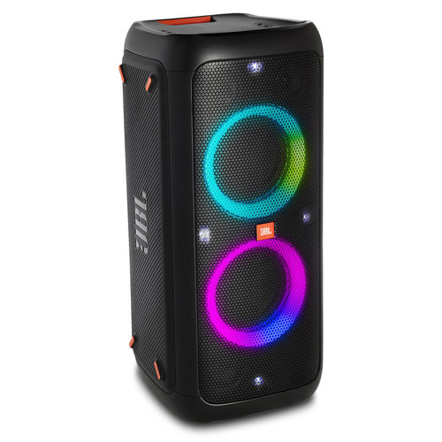 View Larger Image of PartyBox 200 Bluetooth Party Speaker with Light Effects