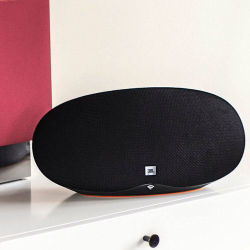 View Larger Image of Playlist Wireless Speaker with Chromecast