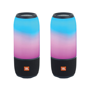 Pulse 3 Portable Bluetooth Speakers - Pair