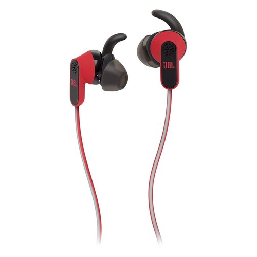 View Larger Image of Reflect Aware In-Ear Sports Headphones with Noise Cancellation and Adaptive Noise (Red) and Pipeline Photon Lighted USB Cable - 3 feet (Green)