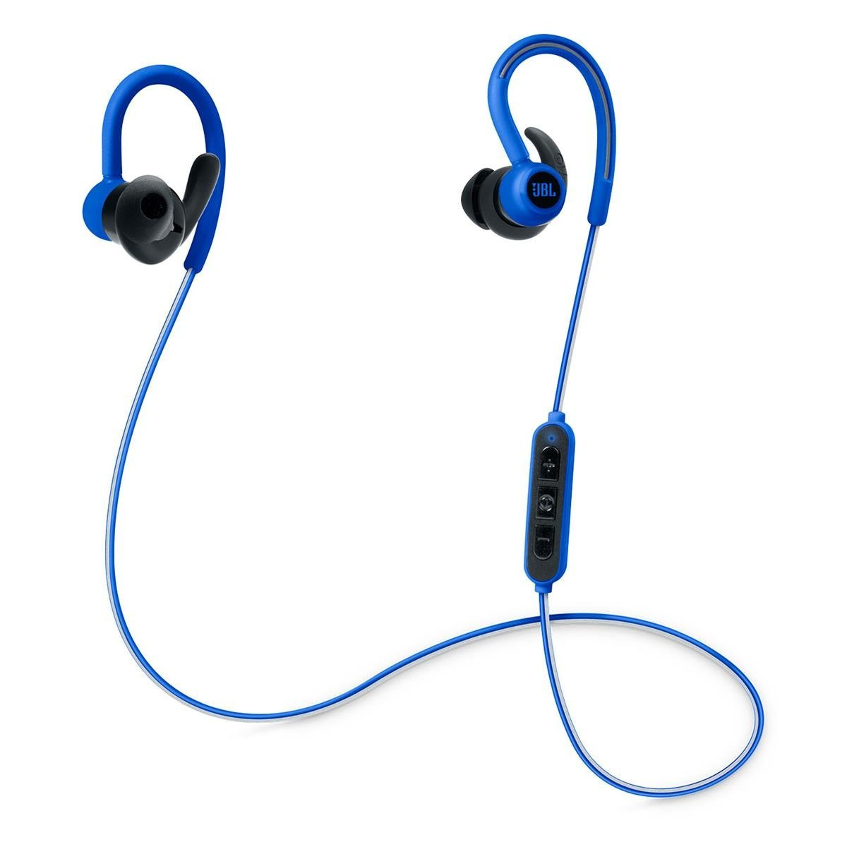 Jbl Wireless Bluetooth Stereo Earbud Headphones Trusted Wiring Diagram Headset X Under Armour Earphone Headphone Handsfree Reflect Contour In Ear World Tempo Blue