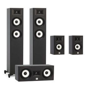 Stage A170 5.0 Home Theater Speaker Package (Black)