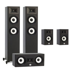 Stage A180 5.0 Home Theater Speaker Package (Black)