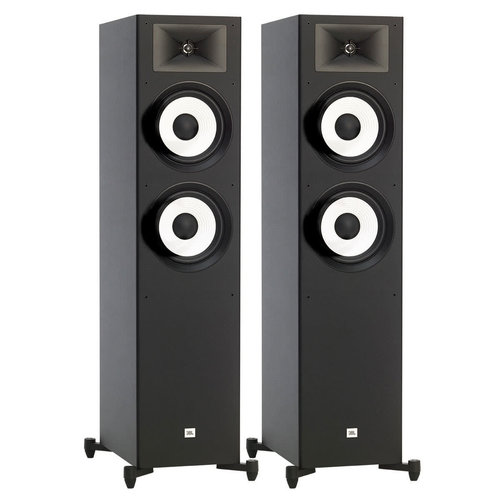 View Larger Image of Stage A190 Floorstanding Loudspeakers - Pair (Black)