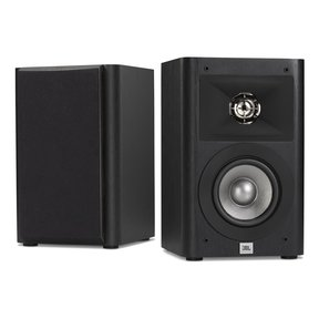 "Studio 220 4"" 2-Way Bookshelf Speakers - Pair (Black)"