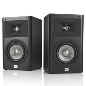 "Studio 230 6.5"" 2-Way Bookshelf Speakers - Pair (Black)"