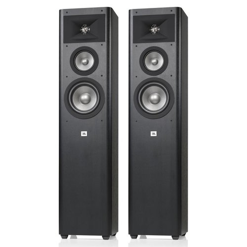 JBL Studio 270 3-Way Floorstanding Speakers Pair + Subwoofer
