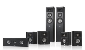 Studio 270 7.0 Home Theater Speaker System Package (Black)