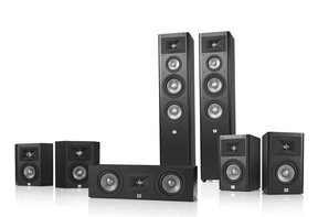Studio 280 7.0 Home Theater Speaker System Package (Black)