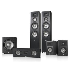 Studio 290 5.1 Home Theater Speaker System Package (Black)