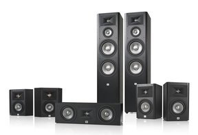 Studio 290 7.0 Home Theater Speaker System Package (Black)