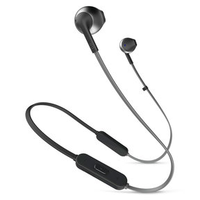 T205BT Wireless In-Ear Headphones with Three-Button Remote and Microphone