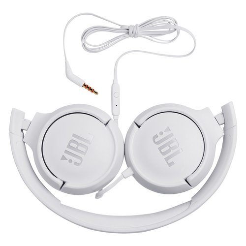 View Larger Image of TUNE500 Wired On-Ear Headphones with One-Button Remote and Mic