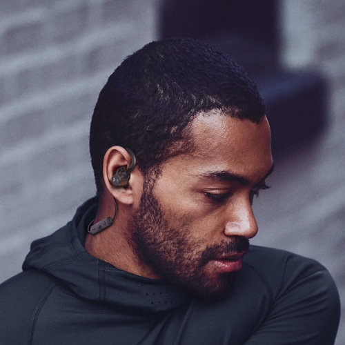 View Larger Image of Under Armour Sport Wireless Pivot In-Ear Headphones with TalkThru Technology
