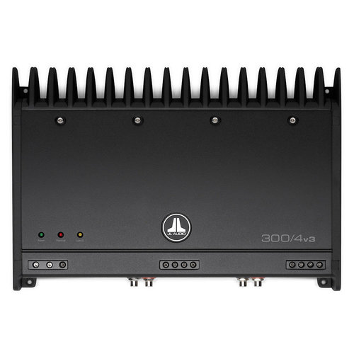 View Larger Image of 300/4v3 4 Channel Class A/B Full-Range Amplifier