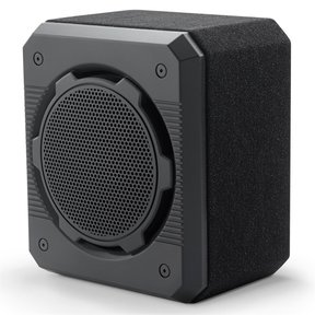 CS110G-TW3 Single ProWedge Sealed Enclosure Subwoofer - Each (Black)