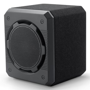 CS110G-W6v3 600W ProWedge 10-inch Sealed Enclosure Subwoofer - Each (Black)