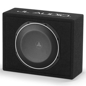 "CS110LG-TW1-2 2-ohm 10"" TW1-Series Subwoofer with Compact Enclosure"