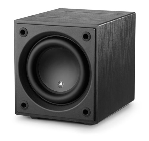 "View Larger Image of D108 8"" Dominion Subwoofer - Each (Black Ash)"