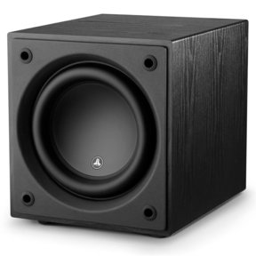 "D110 10"" Dominion Subwoofer - Each (Black Ash)"