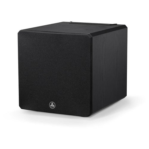 View Larger Image of E110 E-Sub 10-inch 1200W Powered Subwoofer - Each (Black Ash)