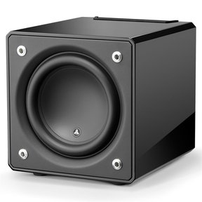 E110 E-Sub 10-inch 1200W Powered Subwoofer - Each (Black Gloss)