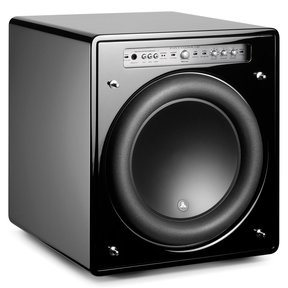 Fathom f113v2-GLOSS Powered Subwoofer (Black Gloss)