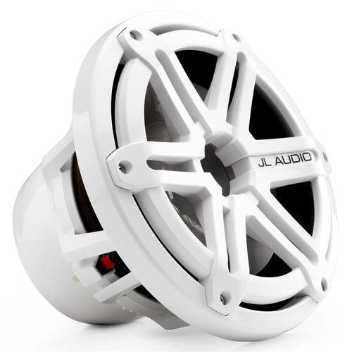 "View Larger Image of M10IB5-SG-WH 10"" Marine Subwoofer Driver With White Sport Grille"