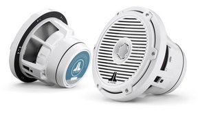 "M880-CCX-CG-WH 8.8"" Cockpit Coaxial Speaker System - Pair (White)"