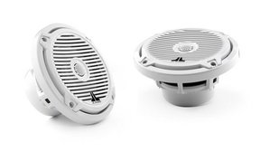 "MX650-CCX-CG-WH MX-Series 6.5"" Cockpit Coaxial System- Pair (White)"