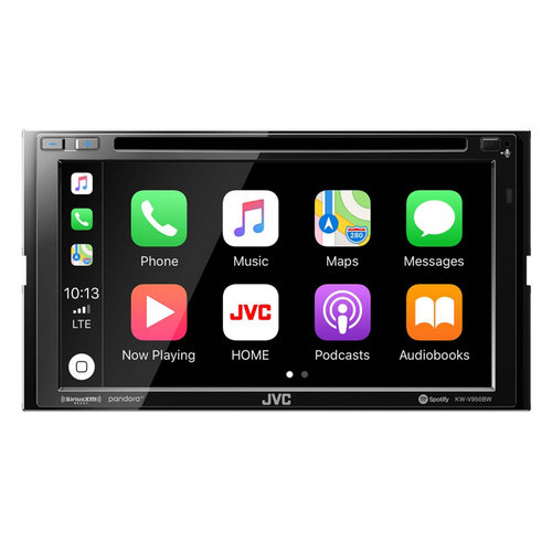 """View Larger Image of KW-V950BW 6.8"""" CD/DVD Receiver w/ Wireless CarPlay and Wireless Android Auto"""