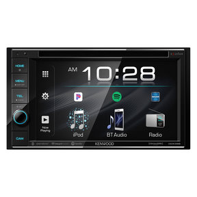 "DDX396 6.2"" DVD Touchscreen Receiver w/ Bluetooth"